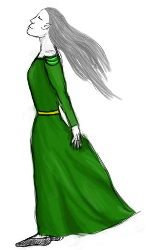 kaessi_in_green